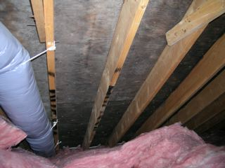 Mold Inspection Journal: 2-17-09