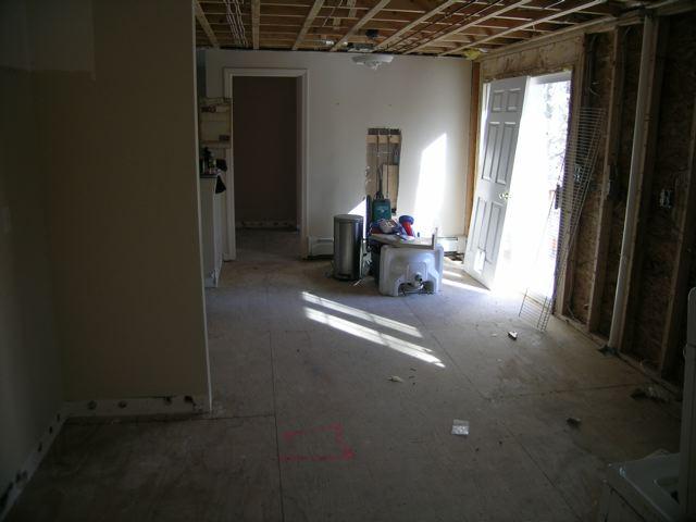 Mold Inspection Journal: 3-26-09